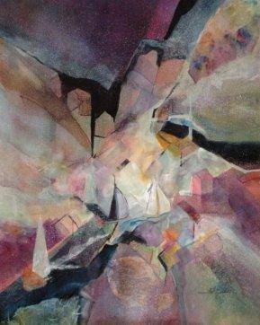 Lysefjorden? Akvarell